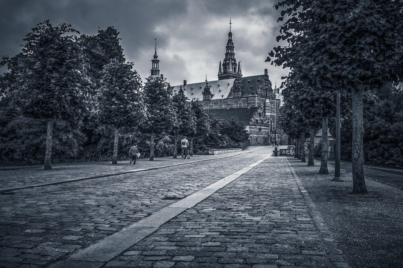 丹麦腓特烈堡城堡,回看历史_图1-27
