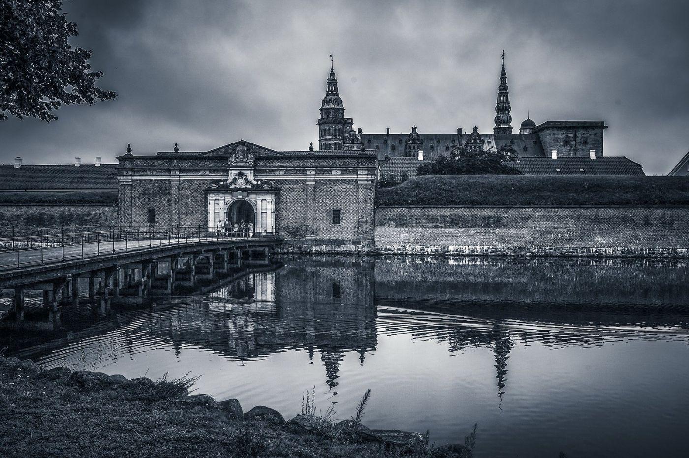 丹麦腓特烈堡城堡,回看历史_图1-23