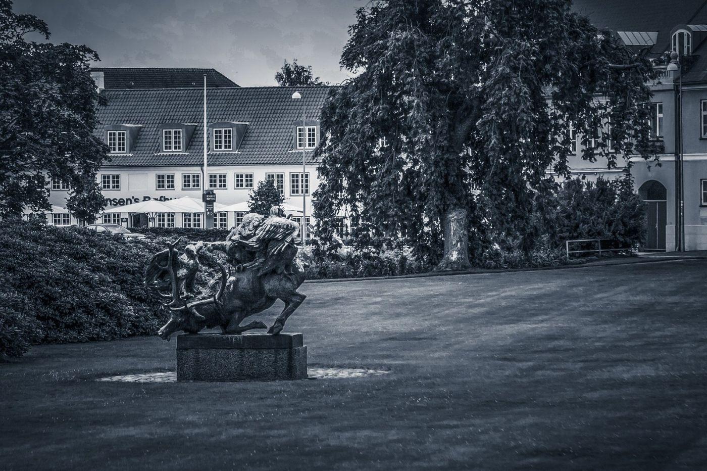 丹麦腓特烈堡城堡,回看历史_图1-22
