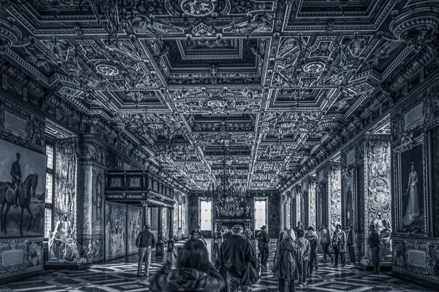 丹麦腓特烈堡城堡,回看历史_图1-21