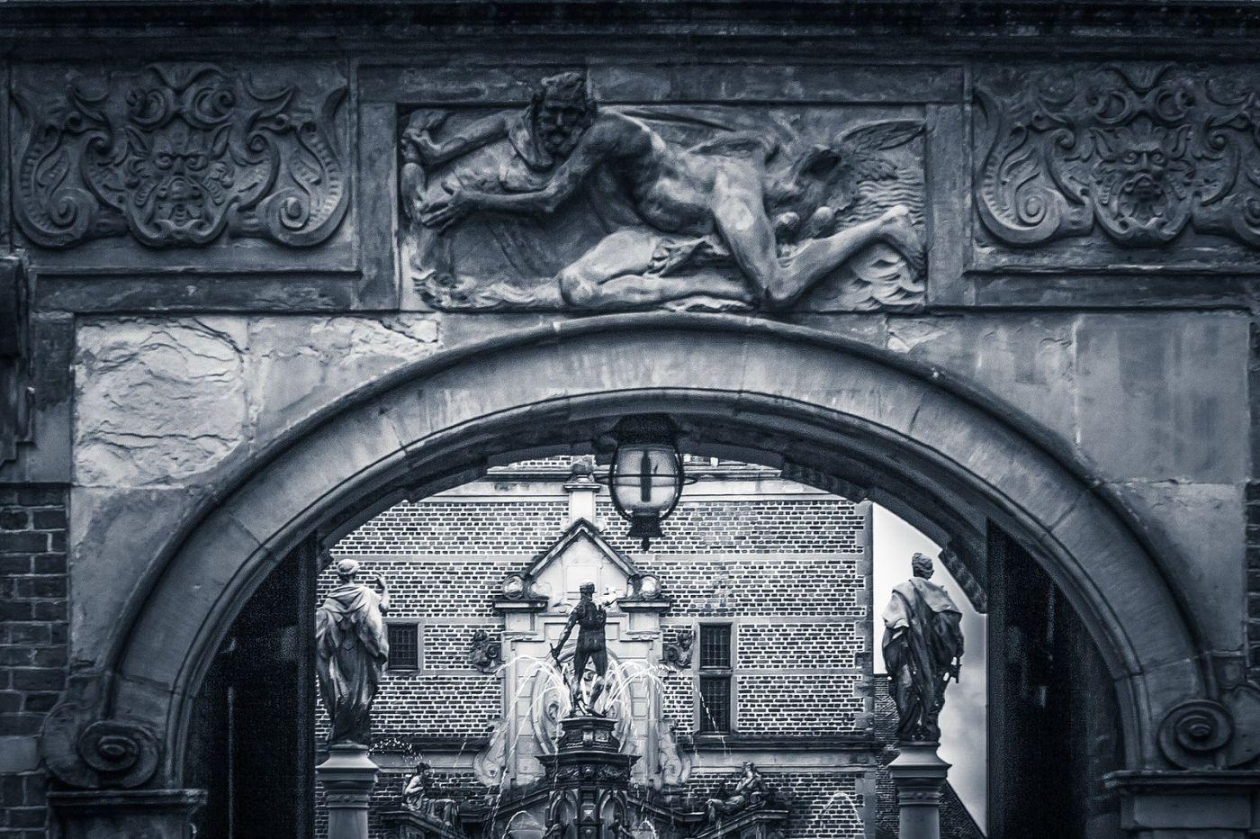 丹麦腓特烈堡城堡,回看历史_图1-16