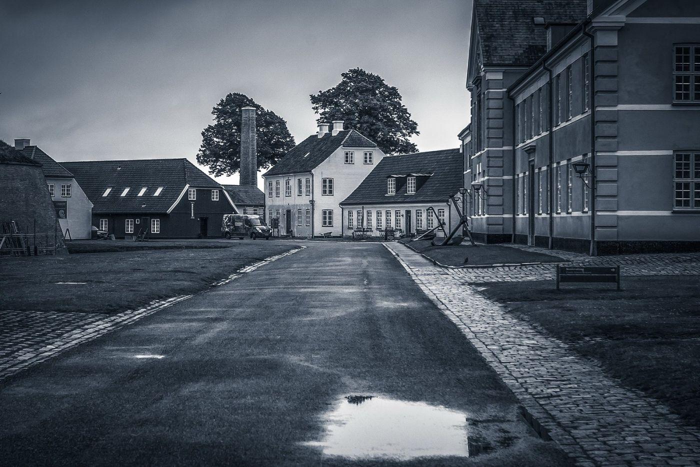 丹麦腓特烈堡城堡,回看历史_图1-17