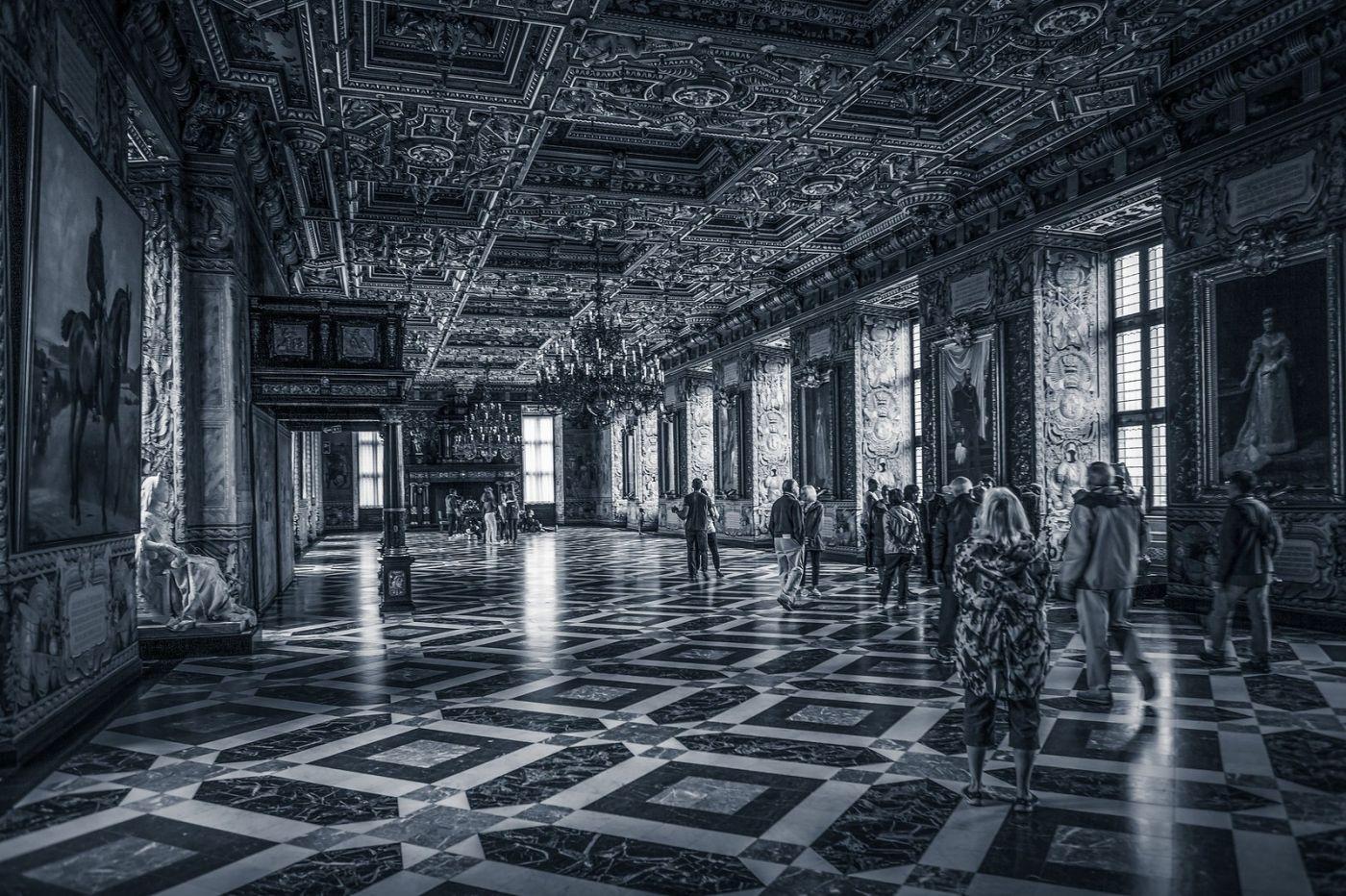 丹麦腓特烈堡城堡,回看历史_图1-18