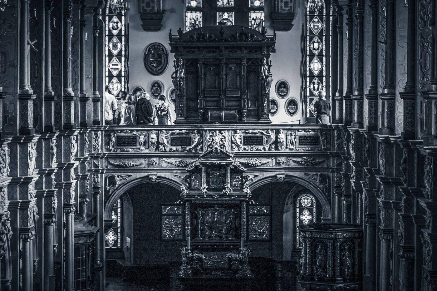 丹麦腓特烈堡城堡,回看历史_图1-14