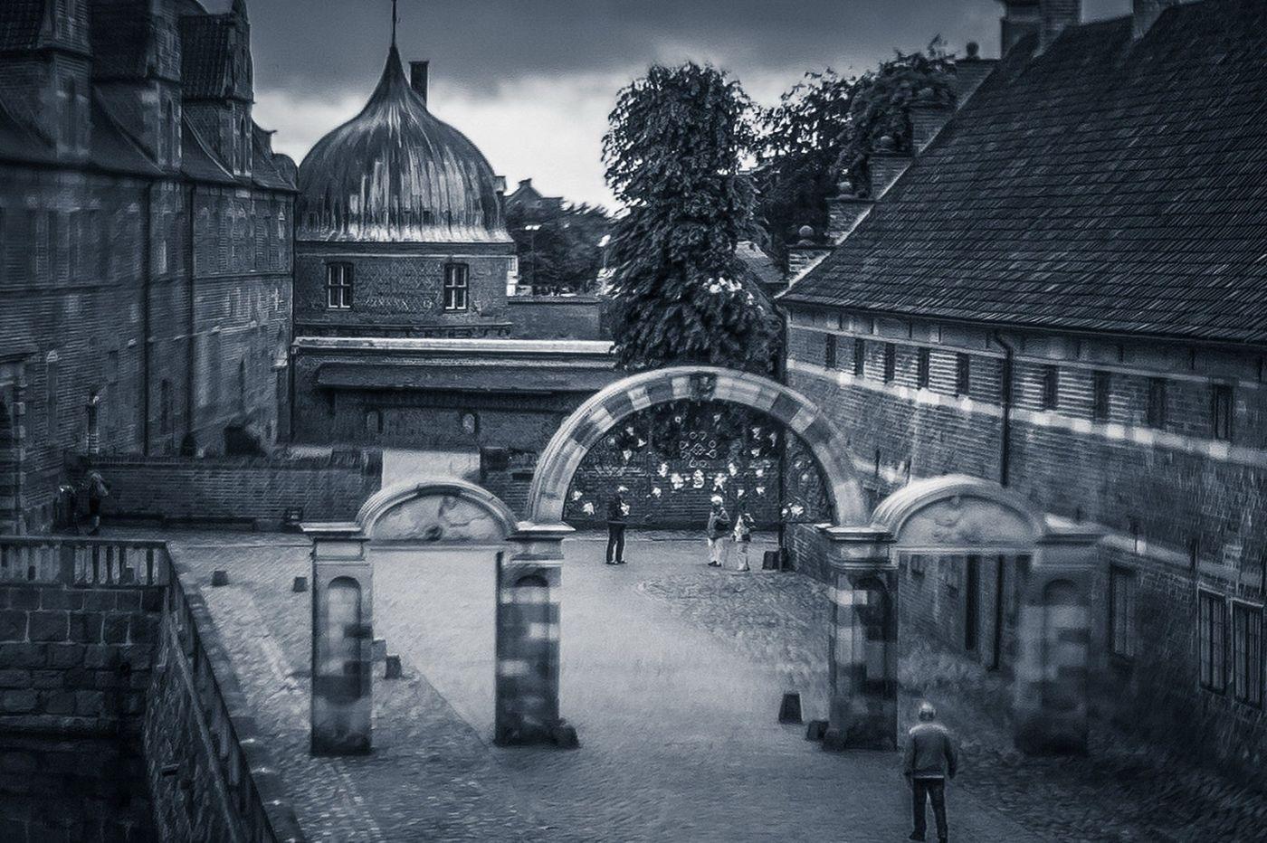 丹麦腓特烈堡城堡,回看历史_图1-8