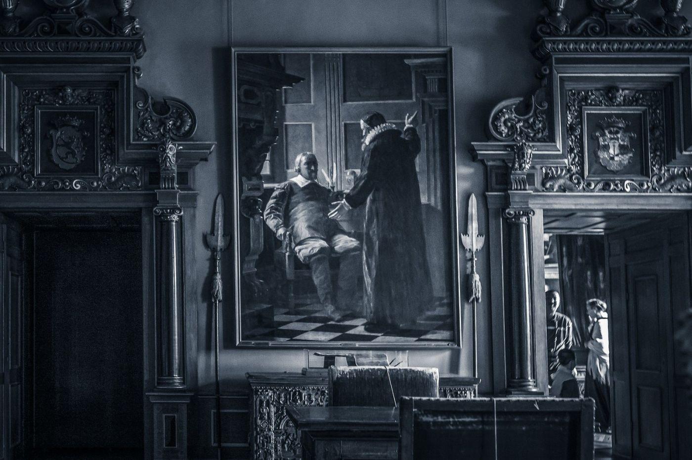 丹麦腓特烈堡城堡,回看历史_图1-10
