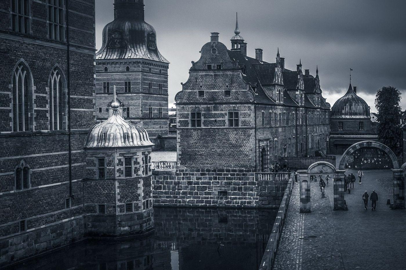 丹麦腓特烈堡城堡,回看历史_图1-7