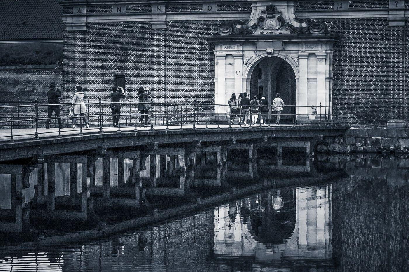 丹麦腓特烈堡城堡,回看历史_图1-6