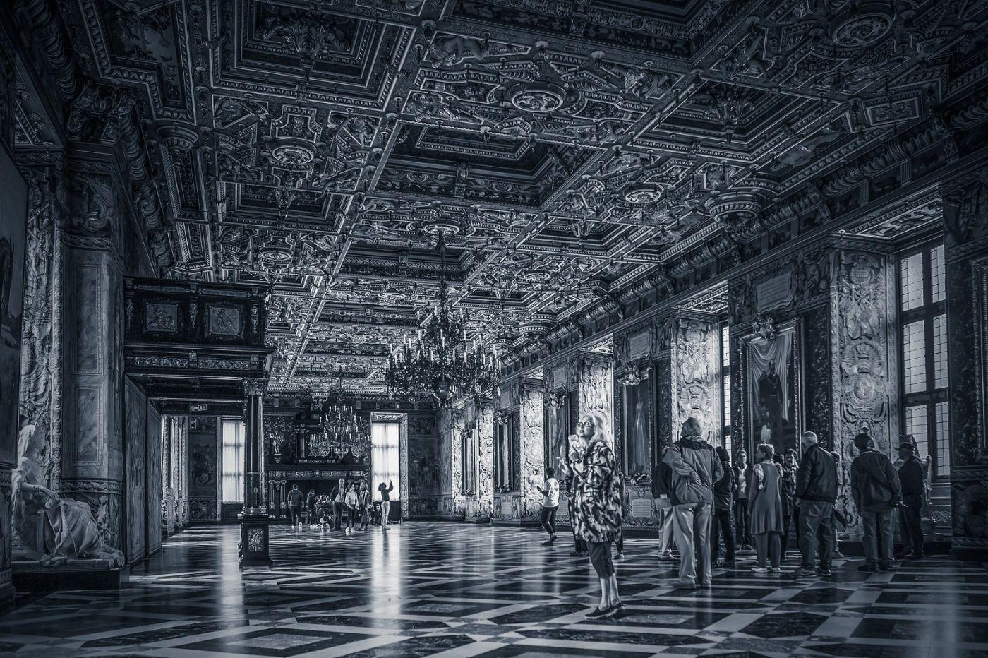 丹麦腓特烈堡城堡,回看历史_图1-3
