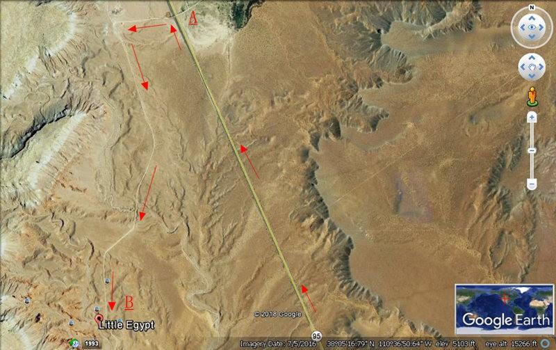 小埃及地質遺跡_圖1-3