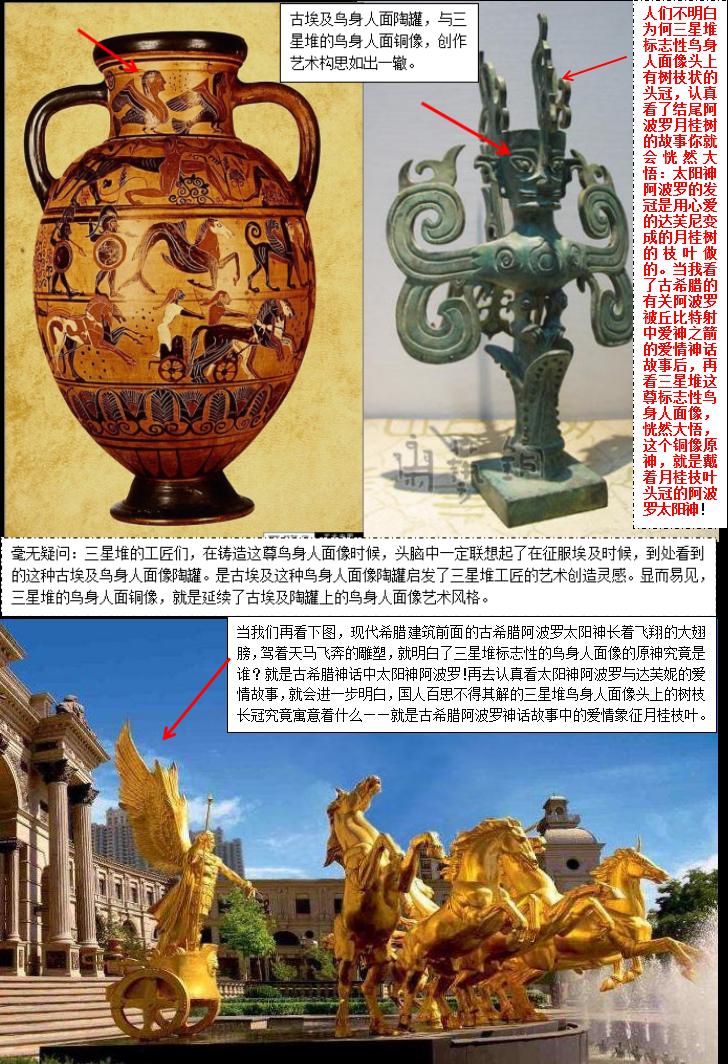三星堆文明是亚历山大帝东征印度、部分叛军或留守军东逃遗存 ..._图1-20