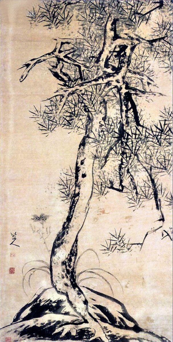 中国画·古松观止 第二部分_图1-11