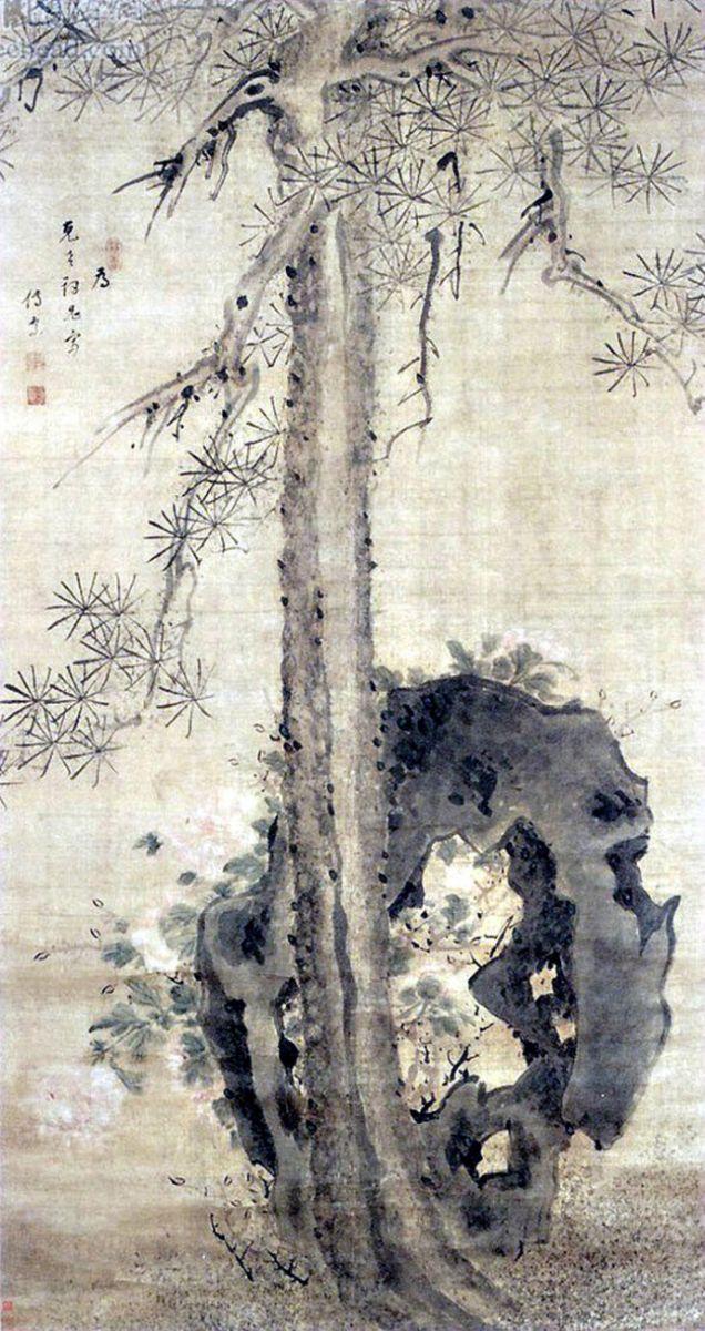 中国画·古松观止 第二部分_图1-13