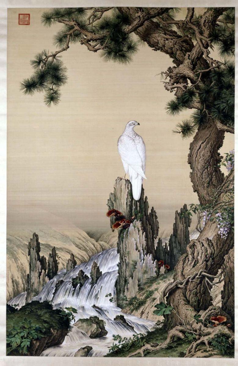 中国画·古松观止 第二部分_图1-36