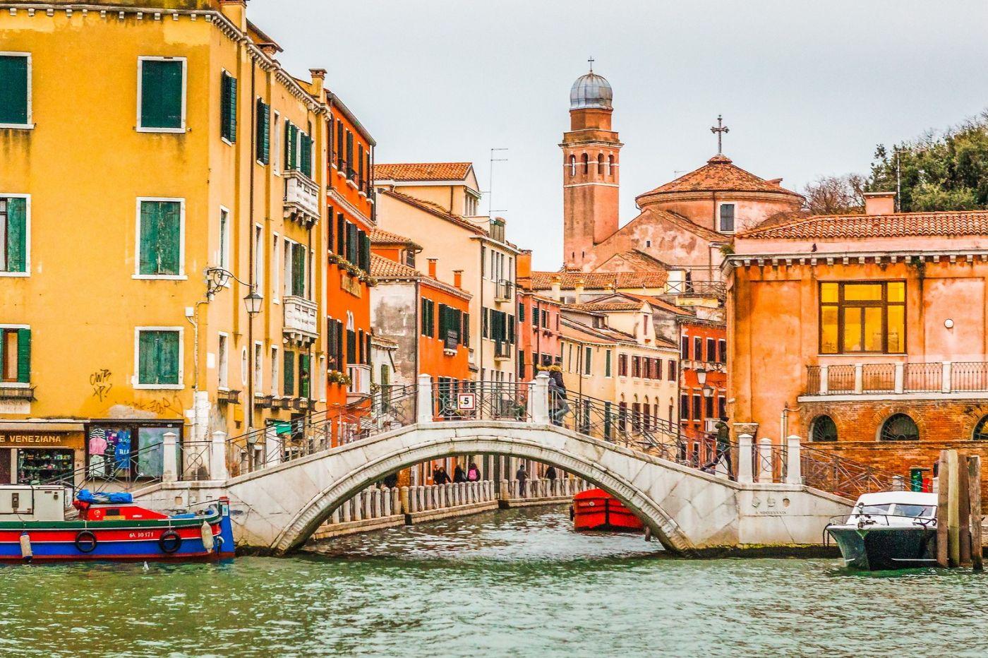 意大利威尼斯,桥的艺术_图1-22