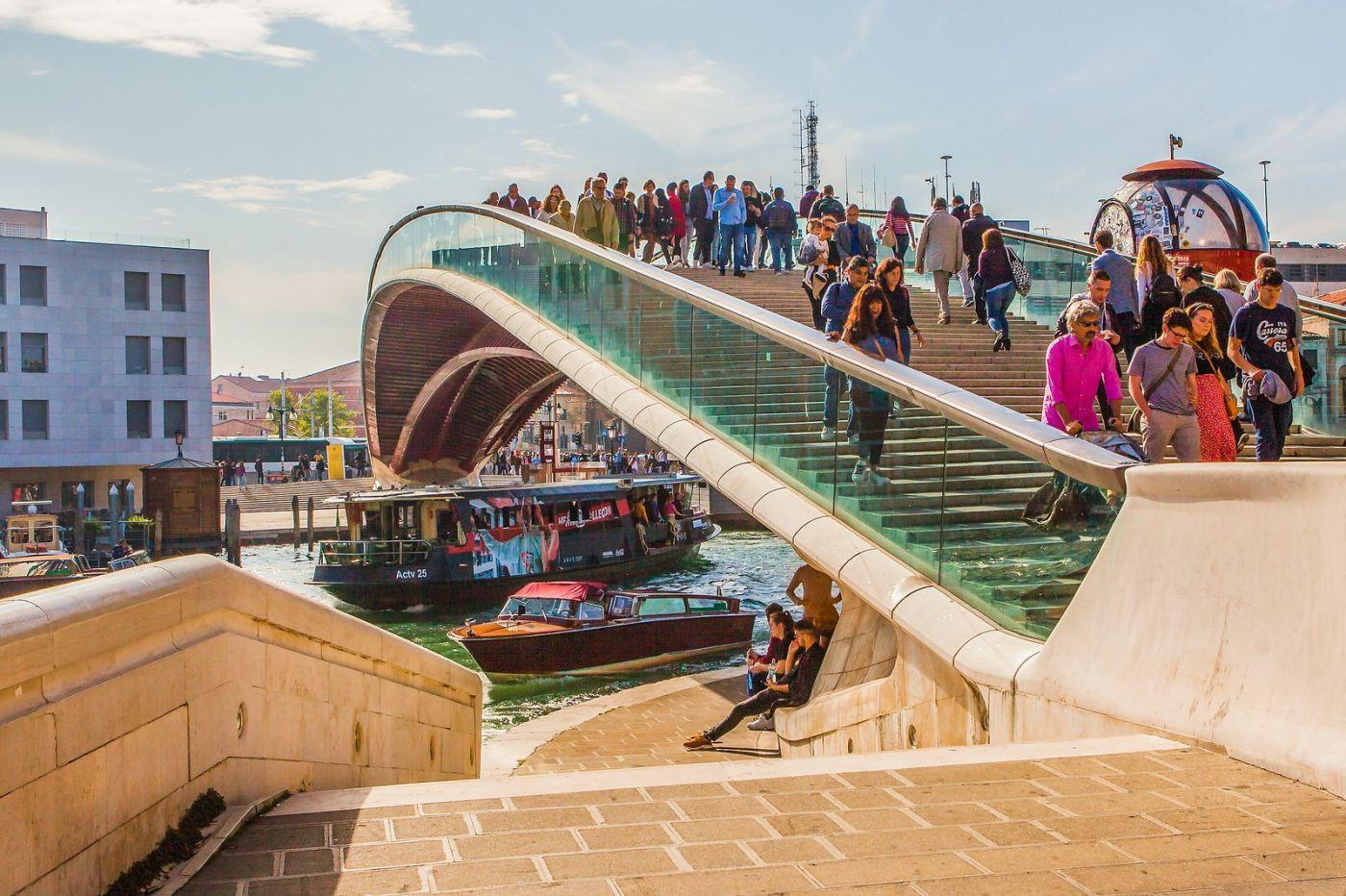 意大利威尼斯,桥的艺术_图1-21