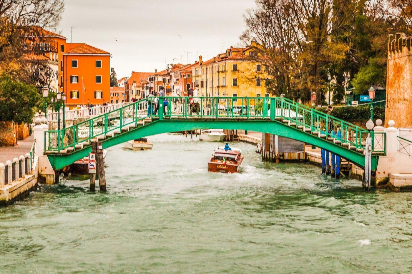 意大利威尼斯,桥的艺术_图1-19