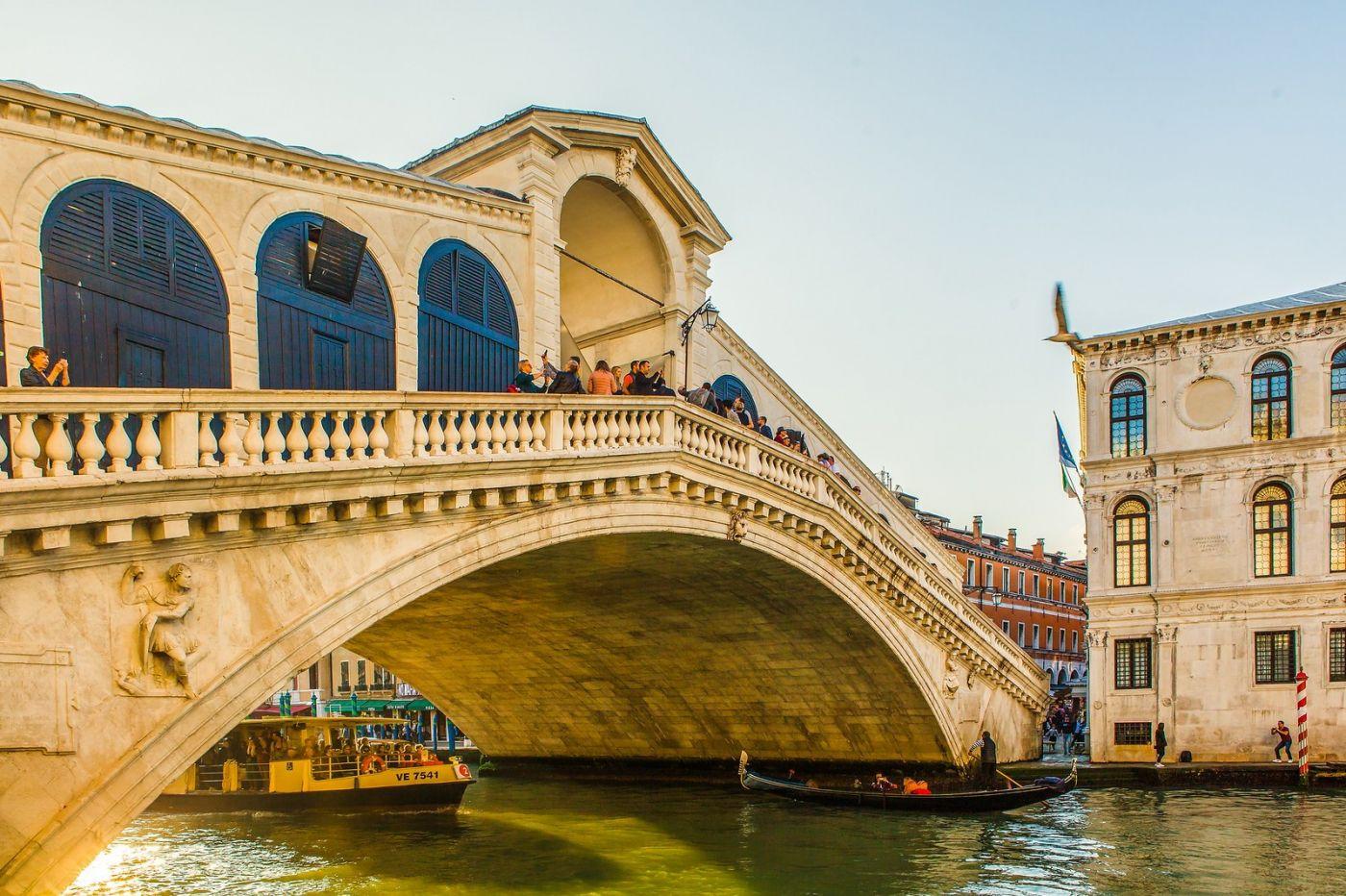 意大利威尼斯,桥的艺术_图1-24