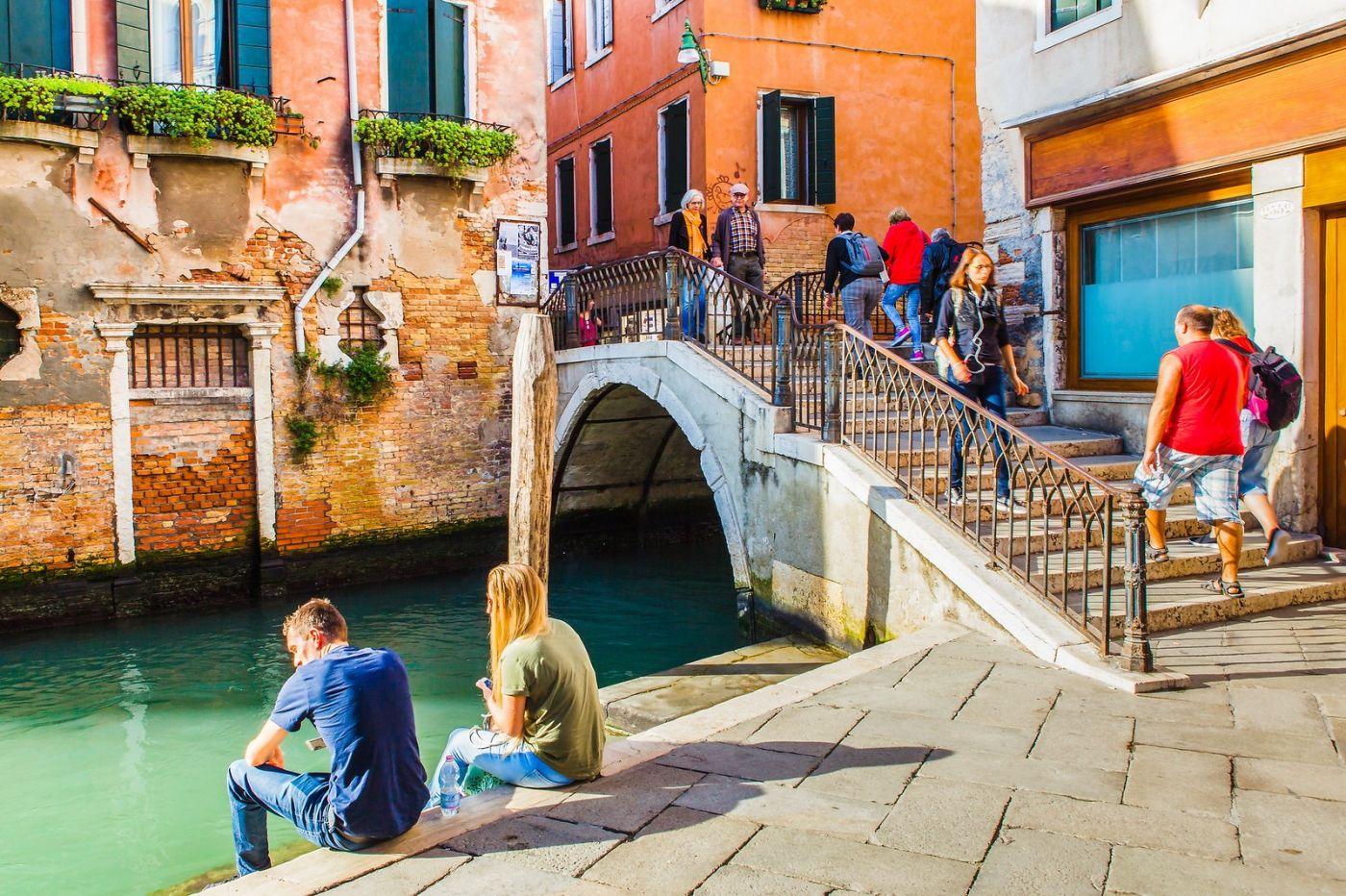 意大利威尼斯,桥的艺术_图1-20