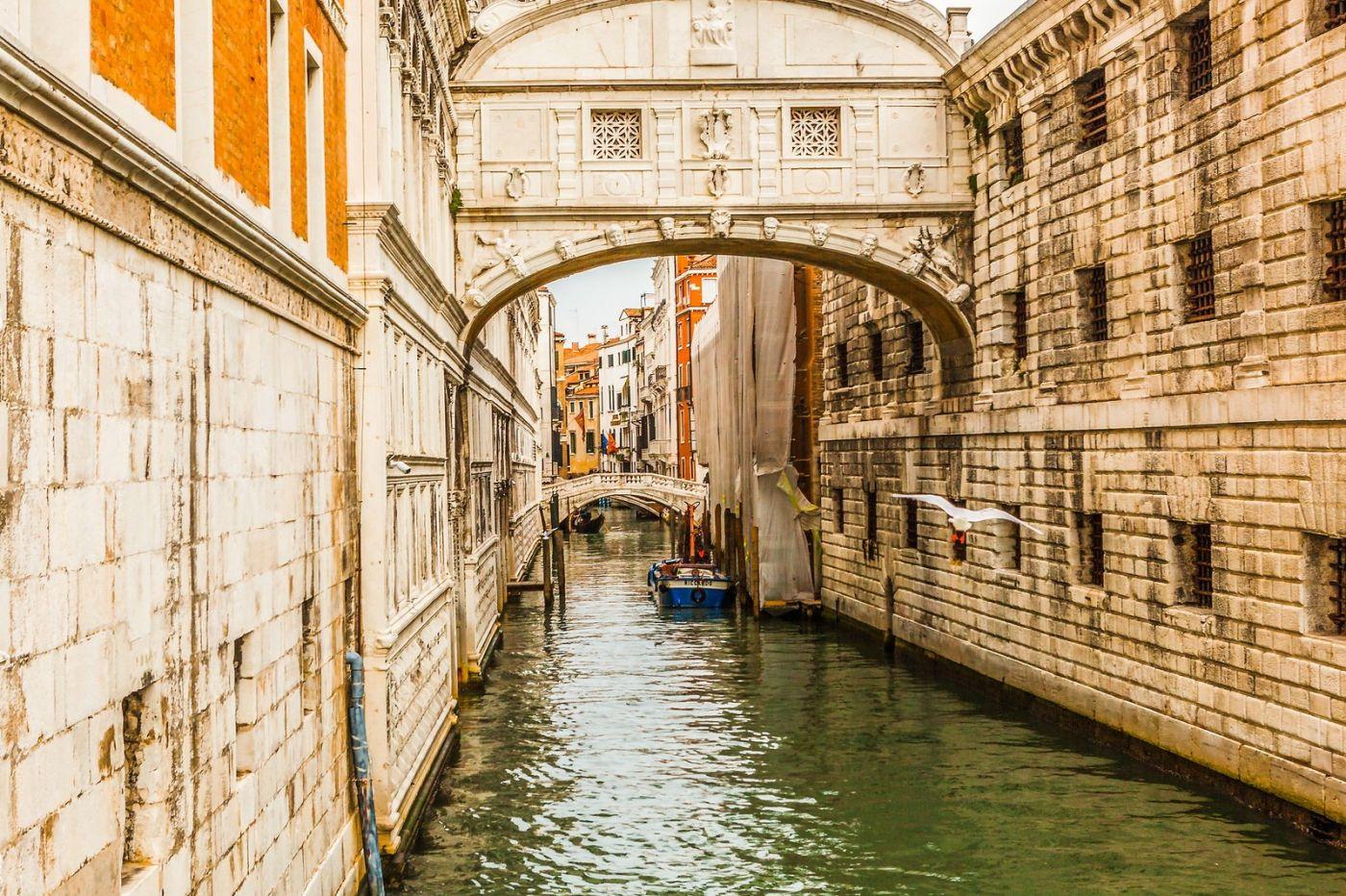 意大利威尼斯,桥的艺术_图1-13
