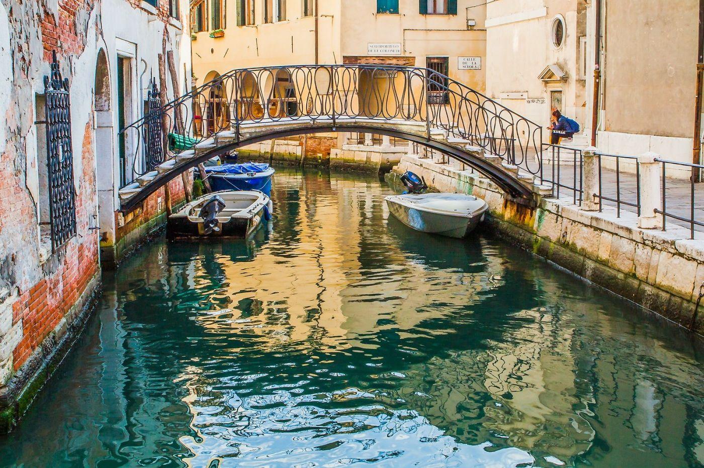 意大利威尼斯,桥的艺术_图1-17