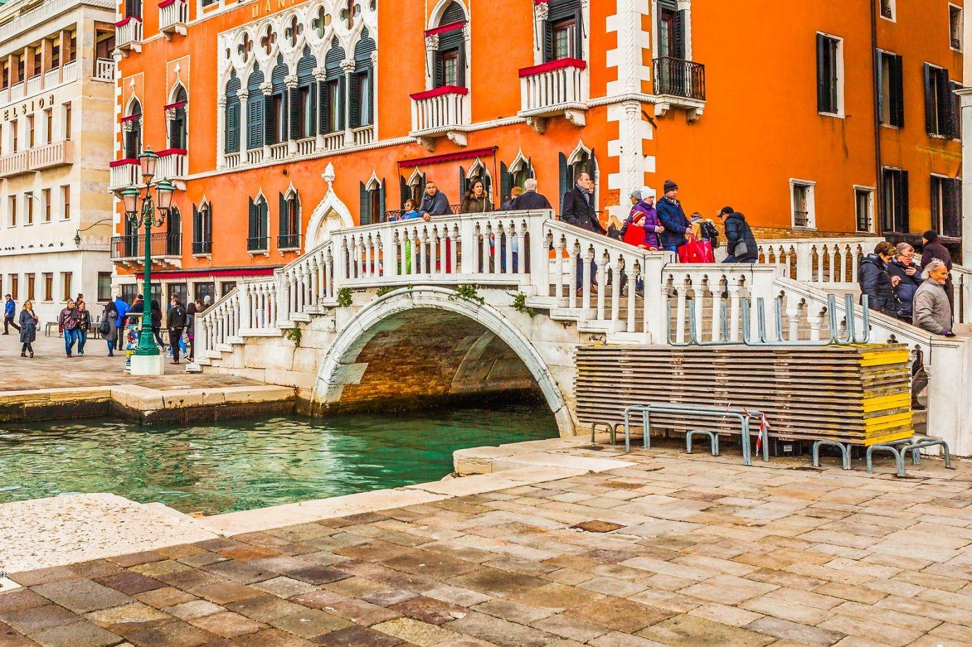 意大利威尼斯,桥的艺术_图1-14