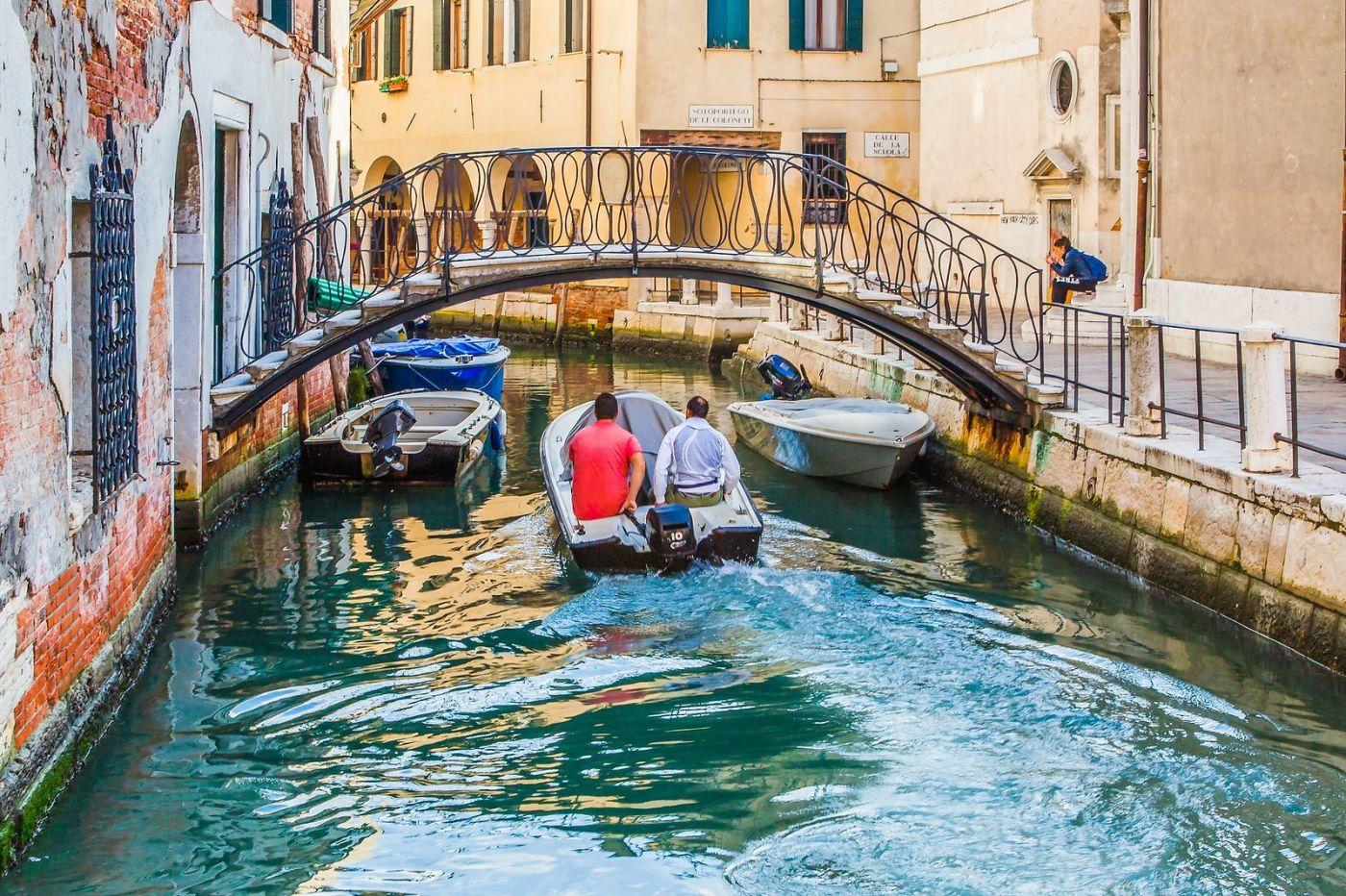 意大利威尼斯,桥的艺术_图1-12