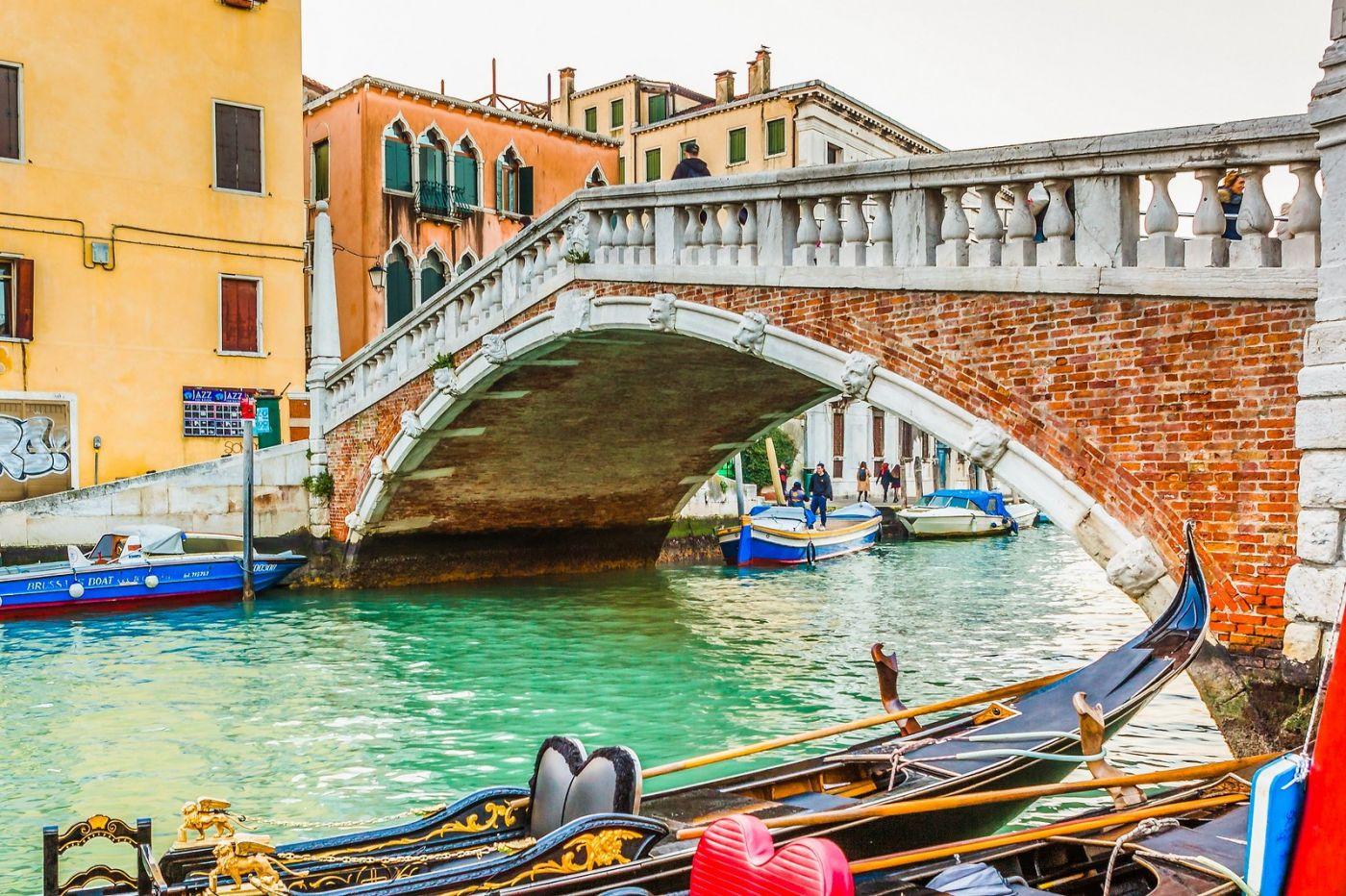 意大利威尼斯,桥的艺术_图1-15