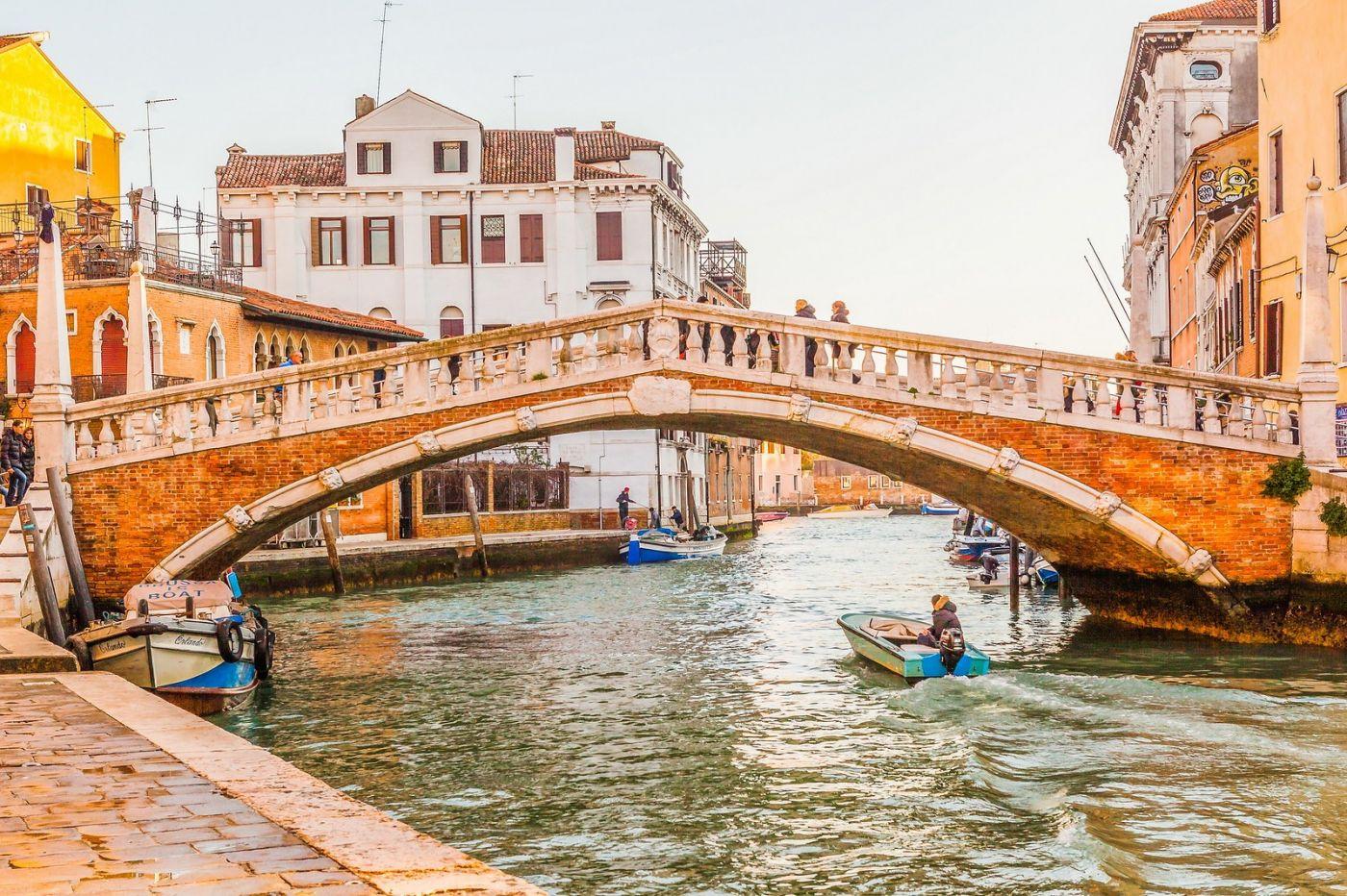意大利威尼斯,桥的艺术_图1-10
