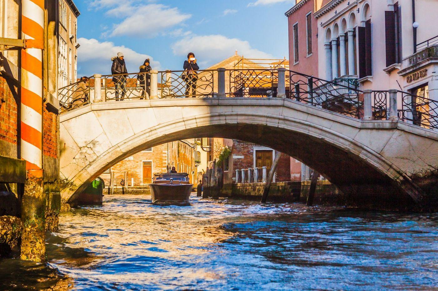 意大利威尼斯,桥的艺术_图1-9