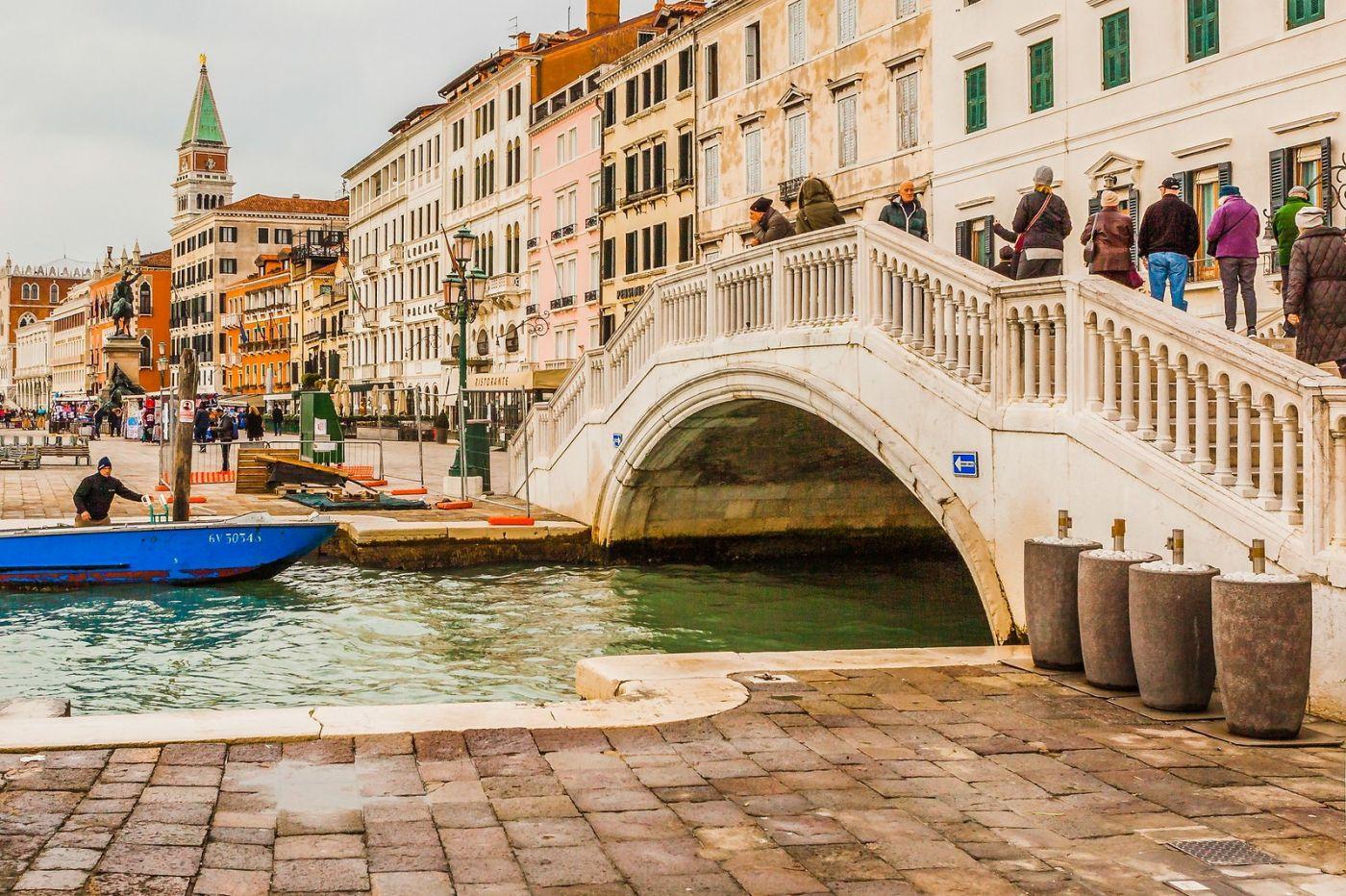 意大利威尼斯,桥的艺术_图1-5