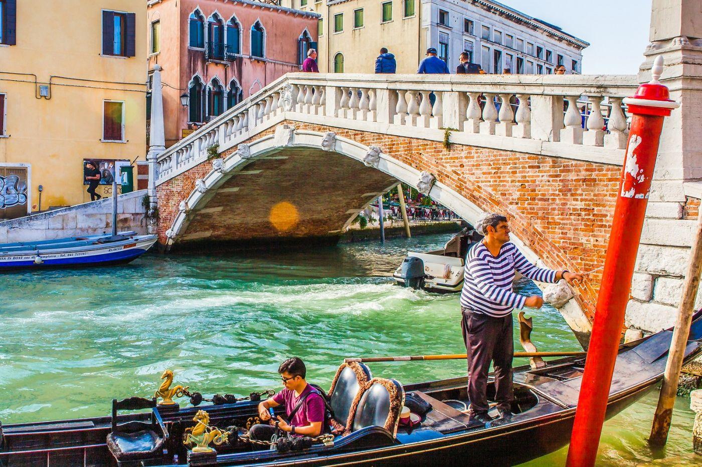 意大利威尼斯,桥的艺术_图1-6
