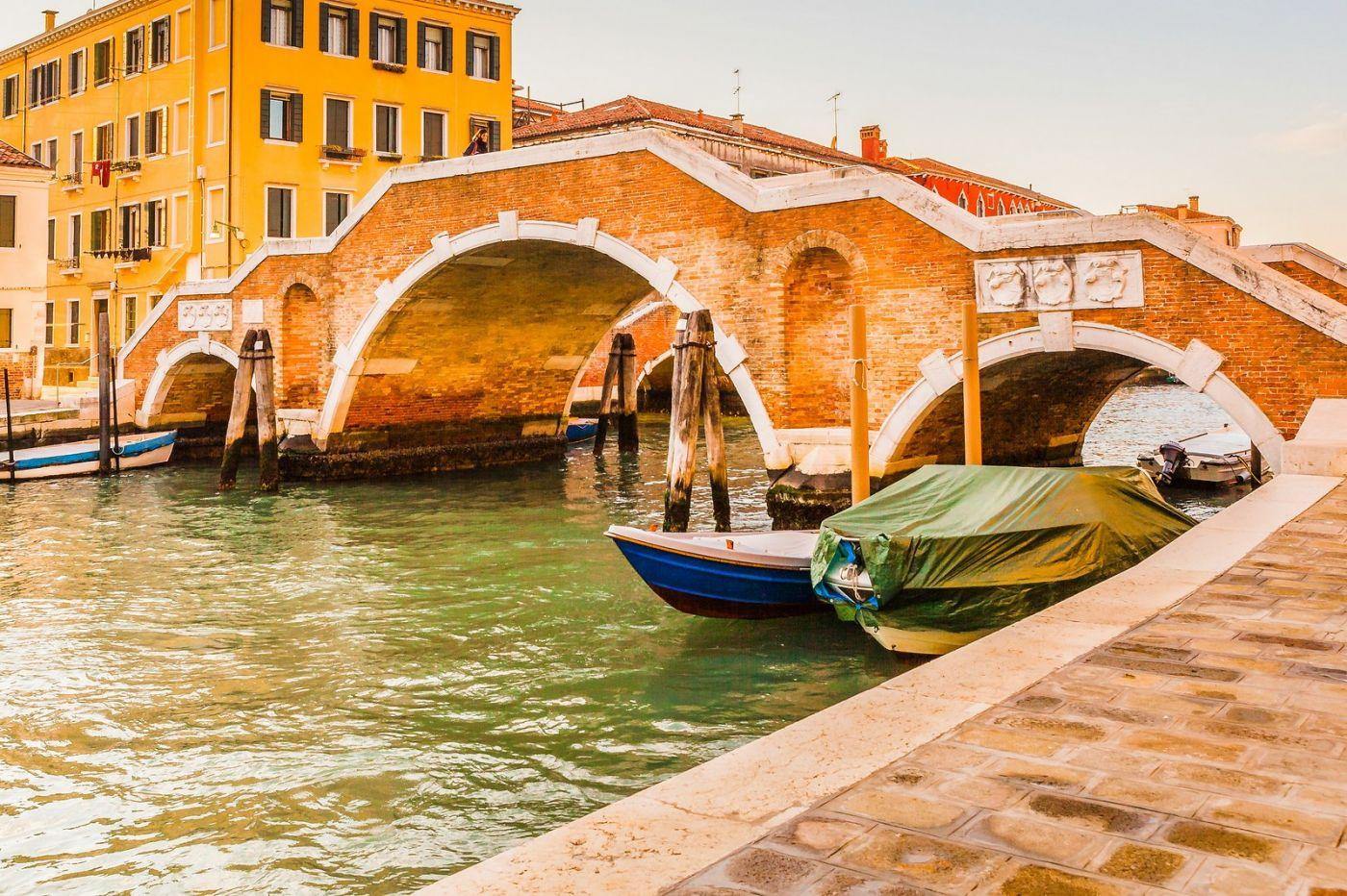 意大利威尼斯,桥的艺术_图1-4