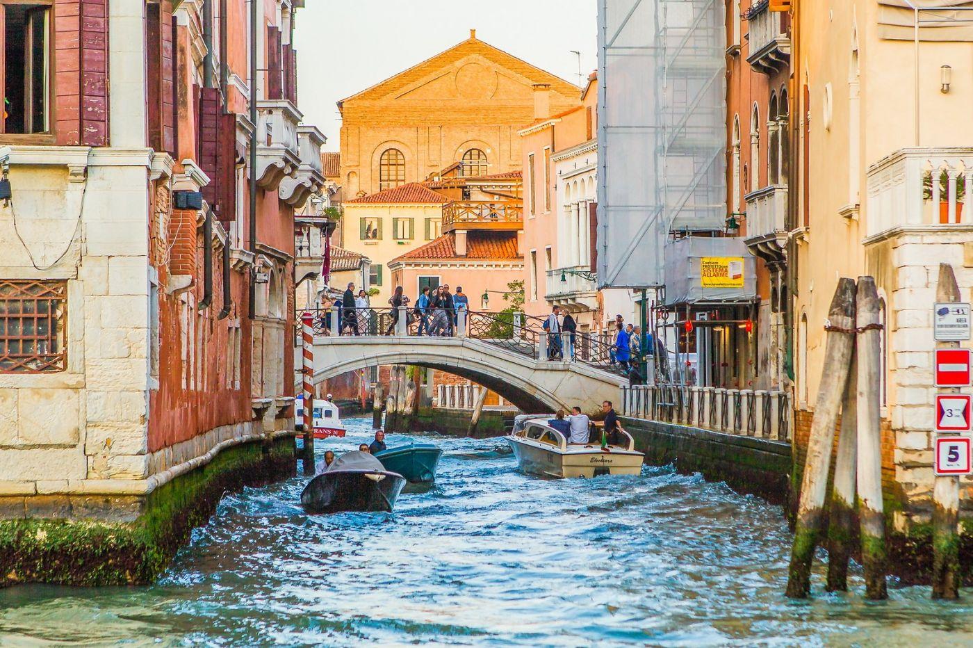 意大利威尼斯,桥的艺术_图1-8