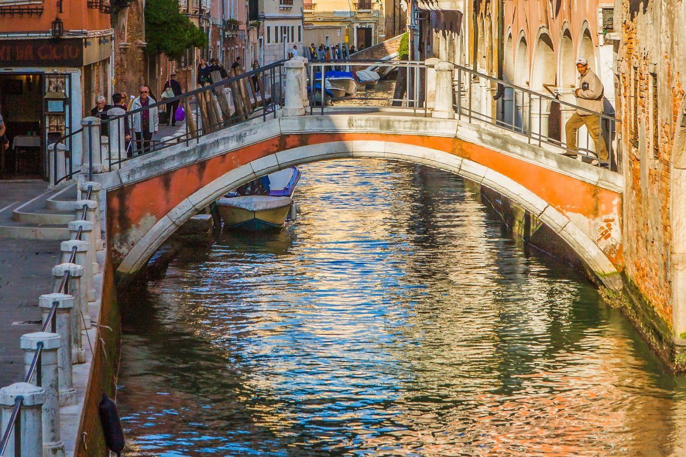 意大利威尼斯,桥的艺术_图1-3
