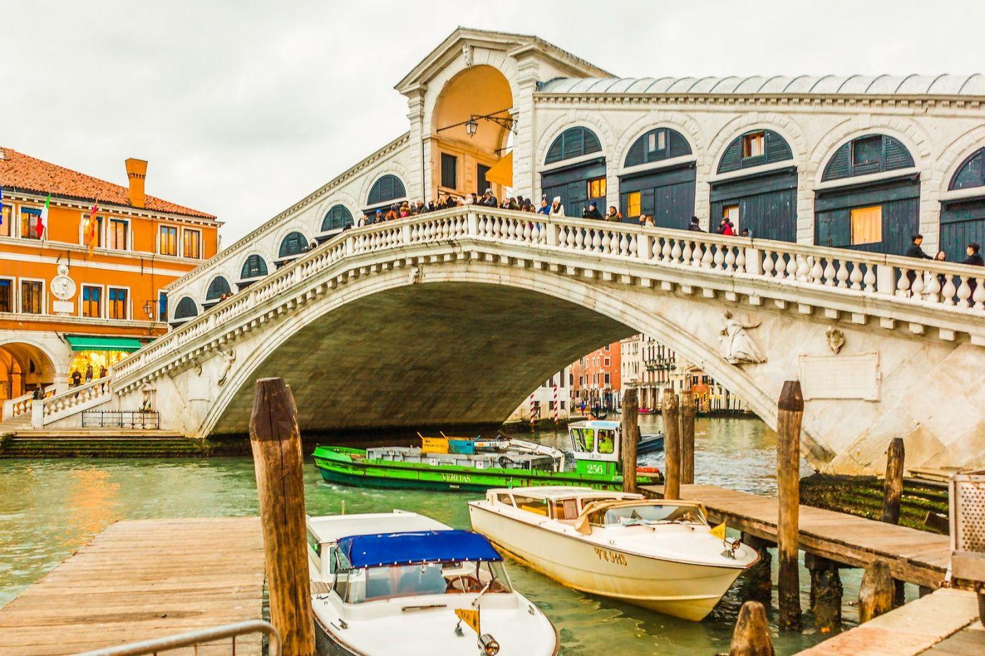 意大利威尼斯,桥的艺术_图1-25
