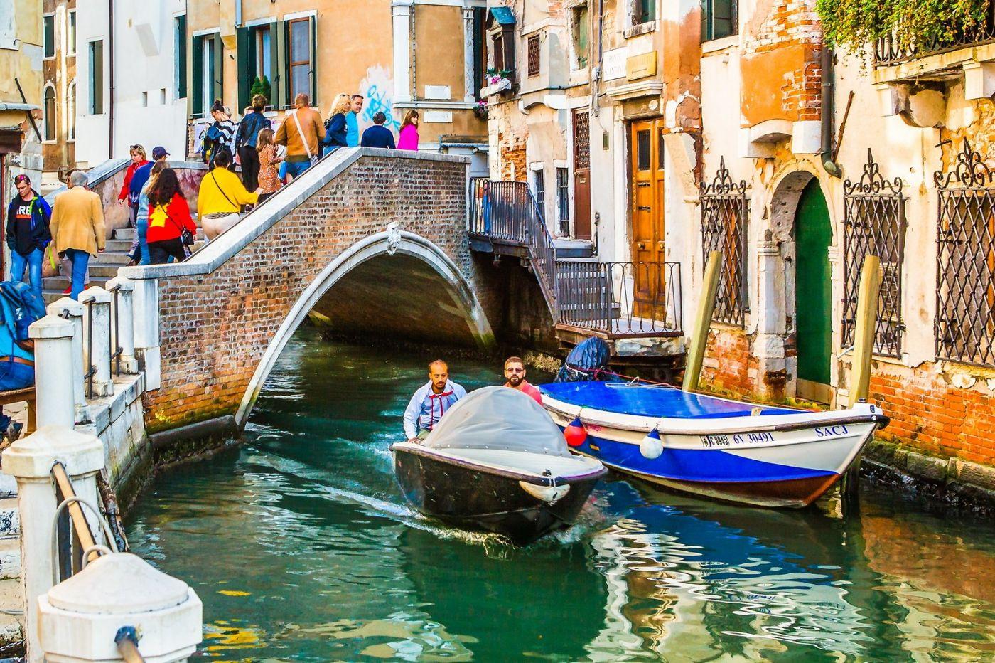 意大利威尼斯,桥的艺术_图1-1