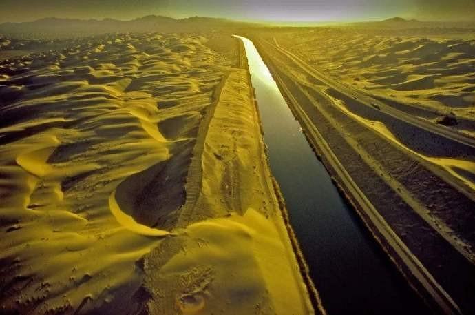 把西藏河流引入新疆沙漠是天方夜谭?红旗河工程现在怎么样了?劳民伤财打水漂 ... ..._图1-1