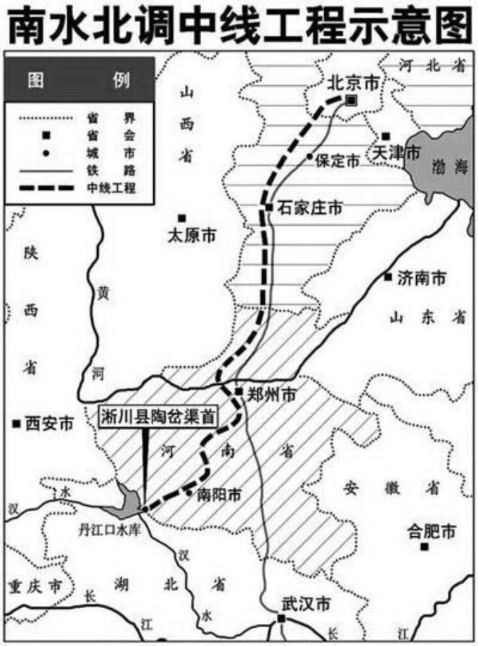 把西藏河流引入新疆沙漠是天方夜谭?红旗河工程现在怎么样了?劳民伤财打水漂 ... ..._图1-2