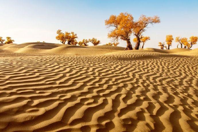 把西藏河流引入新疆沙漠是天方夜谭?红旗河工程现在怎么样了?劳民伤财打水漂 ... ..._图1-3