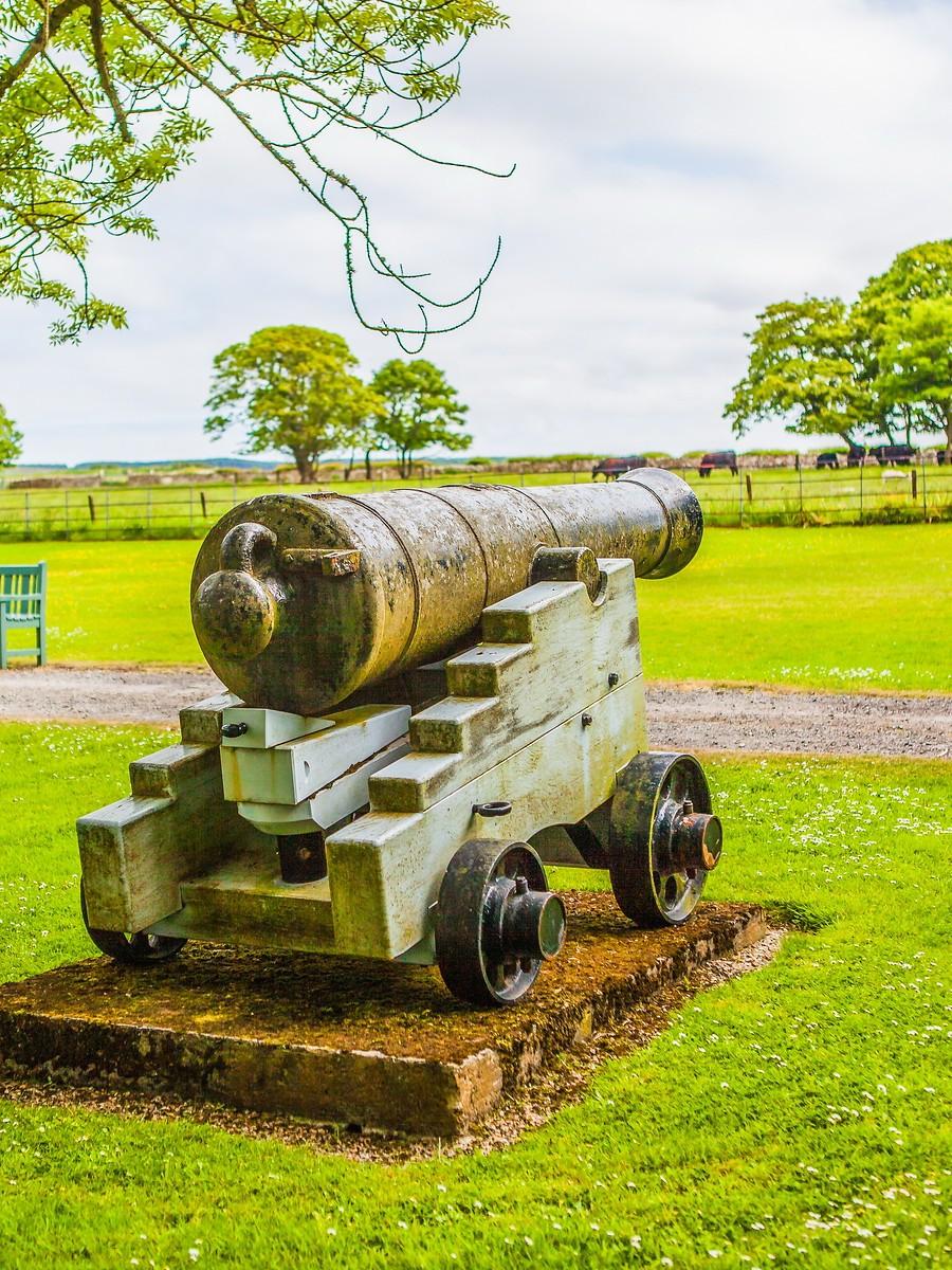 苏格兰梅城堡(Castle of Mey),花园散步_图1-12
