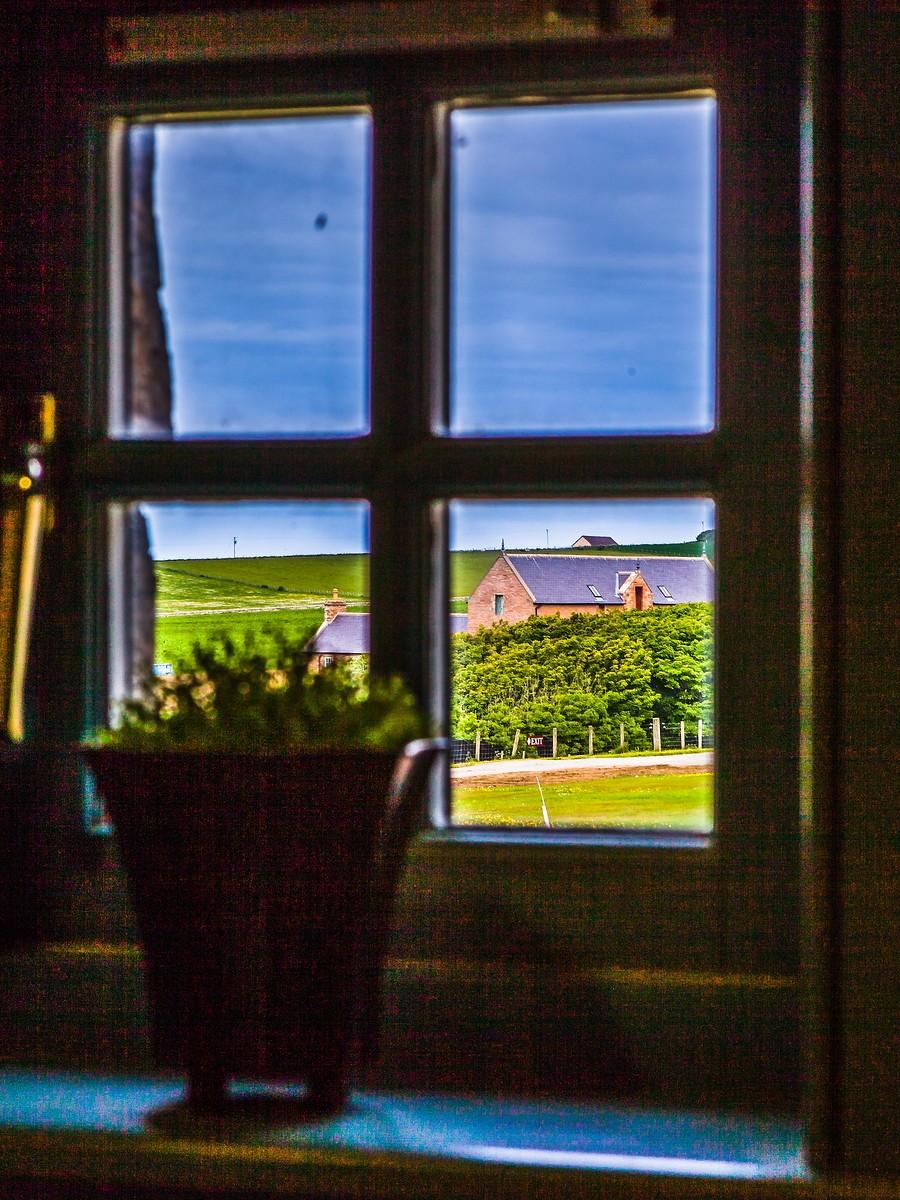 苏格兰梅城堡(Castle of Mey),花园散步_图1-7