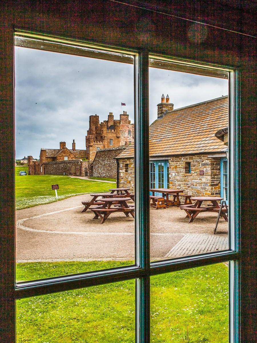 苏格兰梅城堡(Castle of Mey),花园散步_图1-13