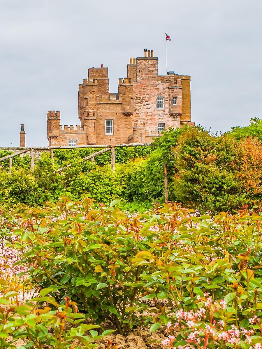 苏格兰梅城堡(Castle of Mey),花园散步_图1-20