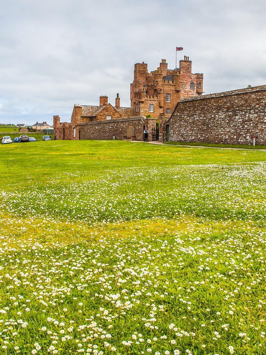苏格兰梅城堡(Castle of Mey),花园散步_图1-28