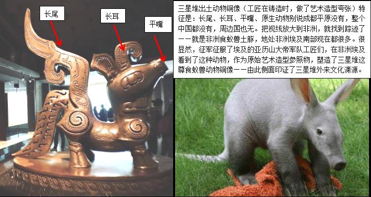 三星堆:我国考古史一个虚假定性现代大笑话_图1-12