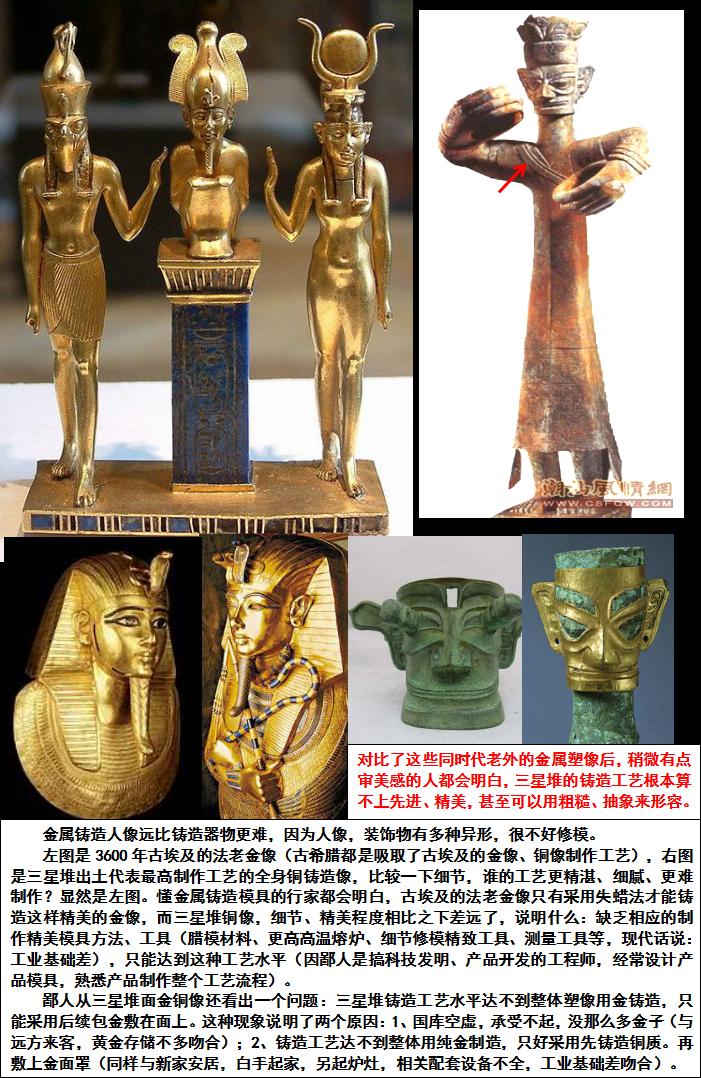 三星堆:我国考古史一个虚假定性现代大笑话_图1-17