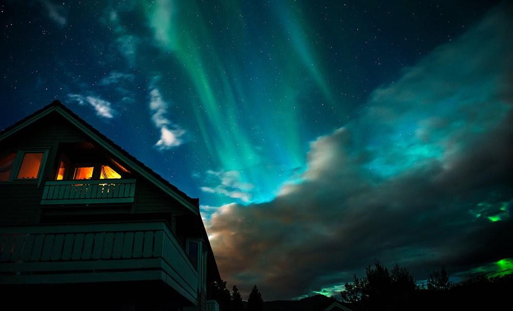 后院的夜空_图1-1