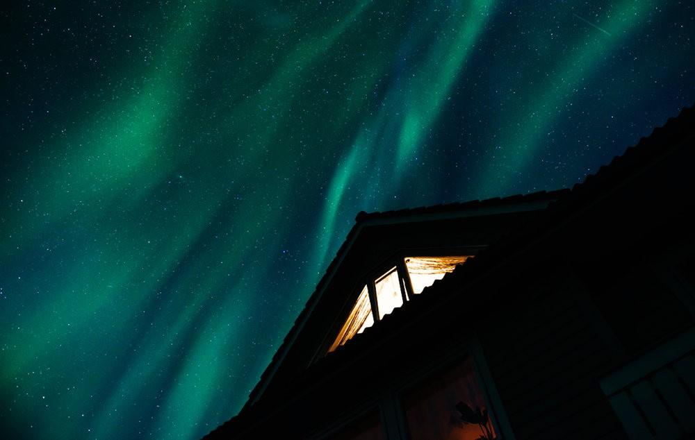 后院的夜空_图1-4