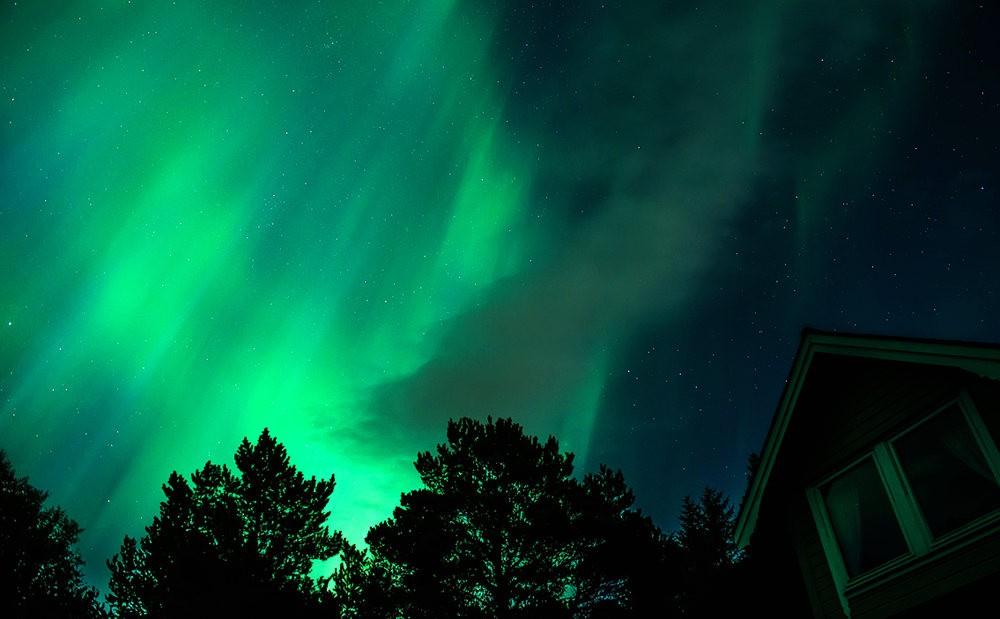 后院的夜空_图1-8